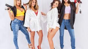 Sizzer Sisters - VR Orgy NaughtyAmericaVR Keisha Grey Karlee Grey August Ames vr porn video vrporn.com virtual reality