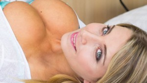 Katarina Hardcore - Bouncing Natural Huge Tits Porno czechvr Katarina vr porn video vrporn.com