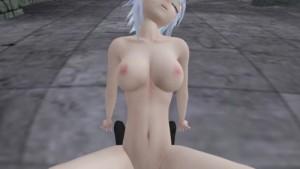 Raffia Face To Face Sitting Position RNA Hentailgirl vr porn video vrporn.com virtual reality