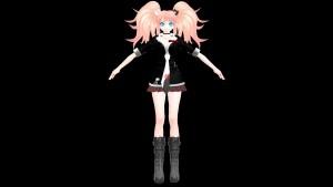 Model – Junko [DanganRonpa] Lewd FRAGGY Hentaigirl vr porn game vrporn.com virtual reality