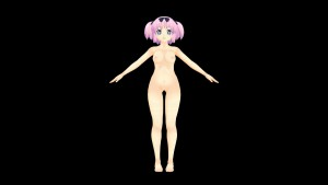Model - Hibari [Senran Kagura] Lewd FRAGGY Hentaigirl vr porn game vrporn.com virtual reality