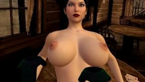 Rodeo Girl Boob Jiggling SinVR rodeo girl VR Porn game vrporn.com virtual reality