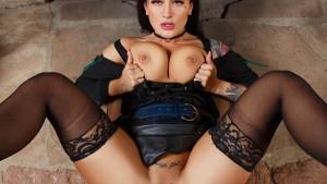 The Witcher XXX Parody VRCosplayX Katrina Jade vr porn video vrporn.com virtual reality