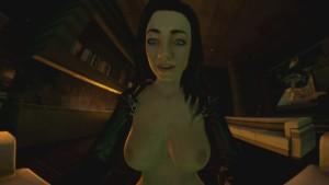 Miranda Lawson cowgirl CGI Girl FantasySFM vr porn video vrporn.com virtual reality