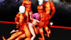 VRA Theatre v1.07 Madoka Gangang & Bouncing Bikini Vocaloids [Oculus/Vive/NonVR] VRAnimeTed hentai girl vr porn game vrporn.com virtual reality