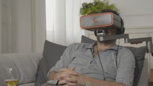 Cinera Headset Provides Theatre Like Experience for Watching Your Favourite VR Porn Videos cinera.net vr porn blogs virtual reality