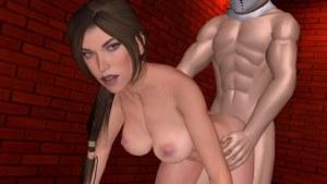 Tomb Raider - Lara Croft Doggystyle CGI Girl Lewd FRAGGY vr porn video vrporn.com virtual reality