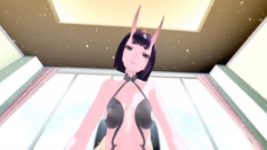 Waifu 360 - #077 Shuten Douji Office Fuck CGI Girl HotVR vr porn video vrporn.com virtual reality