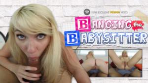 Banging The Babysitter Princess Zelda VR3000 Princess Zelda VR porn video vrporn.com