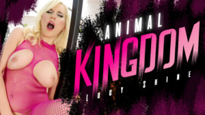 Animal Kingdom - Naughty Pussy Play with Wild Lucy RealityLovers Lucy Shine VR Porn video vrporn.com
