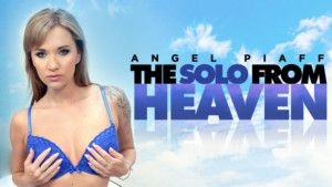 The Solo From Heaven - Slutty Angel VR Striptease RealityLovers Angel Piaff VR Porn video vrporn.com