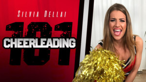 Cheerleading 101 RealityLovers Silvia Dellai vr porn video vrporn.com virtual reality