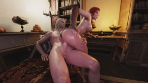 Good Times at Corvo Bianco by Niodreth - Angle 1 SubVRSteve cgi girl vr porn video vrporn.com virtual reality