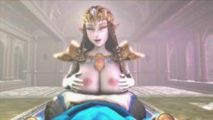 The Legend of Zelda - Zelda's Just Getting Started DarkDreams vr porn video vrporn.com virtual reality