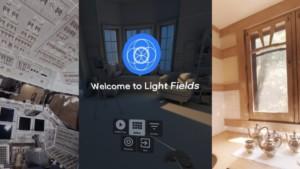 Google's New LightField App Sets The Tone For the Future of VR Content uploadvr.com vr porn blog virtual reality