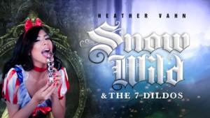Snow Wild And The Seven Dildos RealityLovers Heather Vahn vr porn video vrporn.com virtual reality
