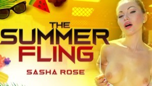 The Summer Fling RealityLovers Sasha Rose vr porn video vrporn.com virtual reality