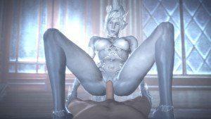 Final Fantasy - Shiva Has A Thing For You darkdreams vr porn video vrporn.com virtual reality