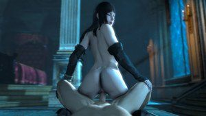 Final Fantasy – Gentiana Has Something To Show You DarkDreams vr porn video vrporn.com virtual reality