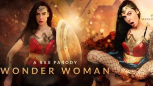 Wonder Woman (A XXX Parody) VR Bangers Marley Brinx vr porn video vrporn.com virtual reality