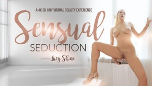 Sensual Seduction VRBangers Lucy Shine vr porn video vrporn.com virtual reality