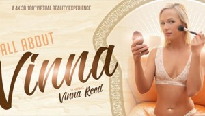 All About Vinna VRBangers Vinna Reed vr porn video vrporn.com virtual reality