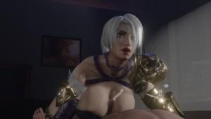 Ivy titfuck (SoulCalibur VI) AliceCry vr porn video vrporn.com virtual reality
