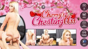 Cherry's Cheating Ass VR3000 Cherry Kiss vr porn video vrporn.com virtual reality