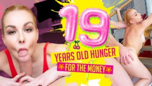 19 Years Old Hunger For The Money VRConk Rebecca Black vr porn video vrporn.com virtual reality4 19 Years Old Hunger For The Money VRConk Rebecca Black vr porn video vrporn.com virtual reality3 19 Years Old Hunger For The Money VRConk Rebecca Black vr porn video vrporn.com virtual reality