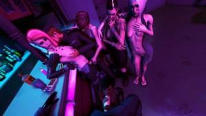 Eve Online - Astra's Starboard Celebration DarkDreams vr porn video vrporn.com virtual reality