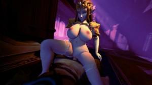 The Legend of Zelda - Royally Fucked DarkDreams vr porn video vrporn.com virtual reality