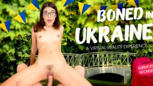 Boned In Ukraine VR Bangers Harmony Wonder vr porn video vrporn.com virtual reality
