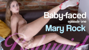 Baby Faced EP1 Foreplay BabyGirl Mary Rock vr porn video vrporn.com virtual reality