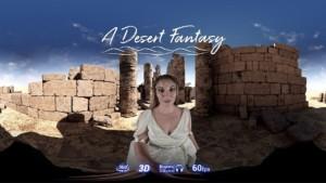 A Desert Fantasy EvilEyeVR Moka Mora vr porn video vrporn.com virtual reality