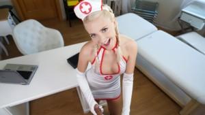 Nurse Sucking Patient SexBabesVR vr porn video vrporn.com virtual reality