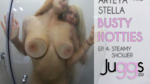 Busty Hotties EP4 Shower Juggs Arteya vr porn video vrporn.com virtual reality