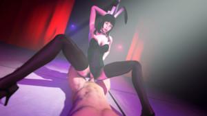 Final Fantasy - Gentiana is Catering DarkDreams vr porn video vrporn.com virtual reality