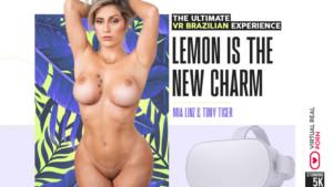 Lemon Is The New Charm VirtualRealPorn Mia Linz vr porn video vrporn.com virtual reality