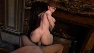 Street Fighter - Ass Workout DarkDreams vr porn video vrporn.com virtual reality