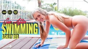 Sex After Swimming LethalHardcoreVR Ashley Red vr porn video vrporn.com virtual reality