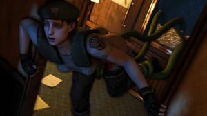 Resident Evil - No Flowers from Jill's Valentine DarkDreams vr porn video vrporn.com virtual reality