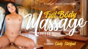 Full Body Massage VR Bangers Cindy Starfall vr porn video vrporn.com virtual reality