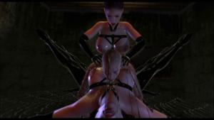 Busty Fantasy Spider Citor3 vr porn game vrporn.com virtual reality