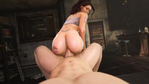 Devil May Cry - Overnights with Nico DarkDreams vr porn video vrporn.com virtual reality